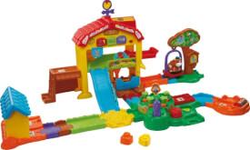 Vtech 80-180804 Tip Tap Baby Tiere-Bauernhof, ab 12 Monate - 5 Jahre