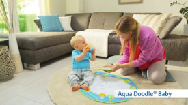 Ravensburger 44771  ministeps® - Aqua Doodle® Baby