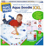Ravensburger 44917  ministeps® - Aqua Doodle XXL