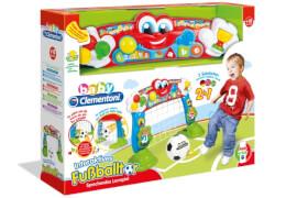 Clementoni Baby Interaktives Fußballtor