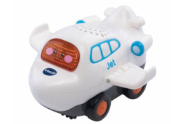 Vtech 80-188104 Tut Tut Baby Flitzer - Jet, ab 12 Monate - 5 Jahre, Kunststoff