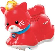Vtech 80-188504 Tip Tap Baby Tiere - Katze, ab 12 Monate - 5 Jahre, Kunststoff