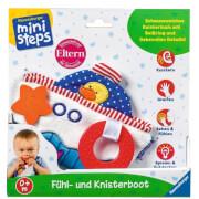 Ravensburger 45013 ministeps® - Fühl-und Knister-Boot