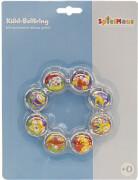 SpielMaus Baby Kühlbeißring, Babyspielzeug, # 12,5 cm, ab 0 Monaten
