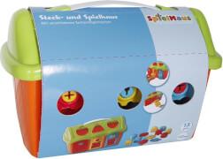 SpielMaus Baby Steck-und Spielhaus