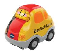 Vtech Tut Tut Baby Flitzer - Special Edition Fan Auto, schwarz/rot/gold, 12 Monate - 5 Jahre, Kunststoff
