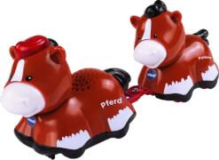 Vtech 80-165304 Tip Tap Baby Tiere-Pferd & Fohlen, ab 12 Monate - 5 Jahre, Kunststoff