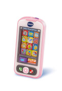 Vtech 80-146154 Baby Smartphone, pink