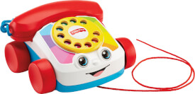 Mattel Fisher-Price Plappertelefon