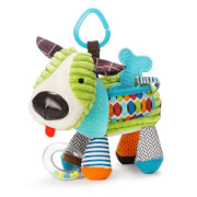 Skip Hop Bandana Pals Activity Toy Dog - Plüschtier Hund
