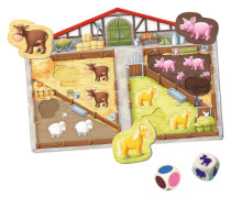 Ravensburger 04510 ministeps® Unser Bauernhof-Spiel