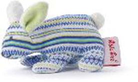 Käthe Kruse, Hase Buddy Mini Greifling, blau