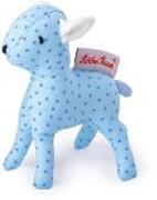 Käthe Kruse, Mini Greifling Lamm, blau