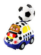 Vtech 80-119444 Tut Tut Baby Flitzer - Fußball Auto Special Edition