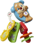 Mattel FPH59 Fisher Price Lernspaß Schlüssel
