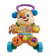 Mattel FRC83 Fisher Price Lernspaß Hündchens Lauflernwagen