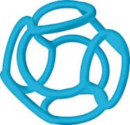 Ravensburger 04550 ministeps® baliba blau