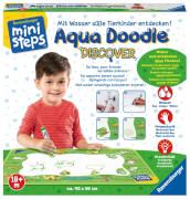 Ravensburger 45426 ministeps® Aqua Doodle Discover
