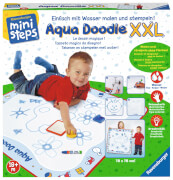 Ravensburger 04543 ministeps® Aqua Doodle XXL