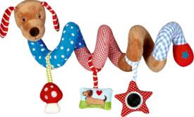 Die Spiegelburg - Activity-Spirale Hündchen, BabyGlück