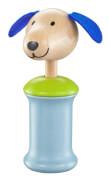 Selecta Ringo Hund, Greifling mit Quietsche
