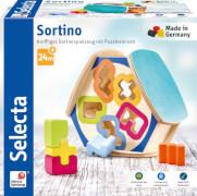 Selecta Sortino, Sortierbox, 16 cm