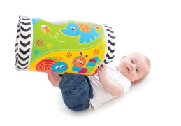 RothoPlaygro Baby-KraBella Bambinaelrolle mit Musik, ca. 40 cm