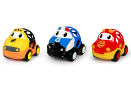 Oball - Rescue Vehicle 3-Pack