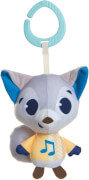 Tiny Love Polar Wonders Rattle Rob the Husky Musical Toy