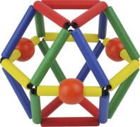 Classic Rasseln & Äther Greifen Aktivitätsspielzeug - Baby Holzspielzeug