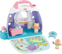 Mattel GKP70 Fisher-Price Little People Babys Kinderzimmer