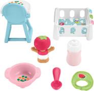 Mattel GKP64 Fisher-Price Little People Babys Kleines Spielset, sortiert