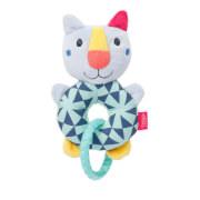 Fehn Color Friends Ring-Greifling Katze