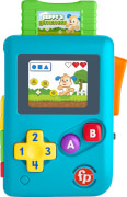 Mattel HBC86 Fisher-Price Lernspaß Game Boy