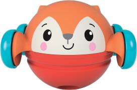 Mattel GTJ61 Fisher-Price Roll, Pop & Zoom Freunde, sortiert