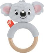 Mattel GWW52 Fisher-Price Strickbeißspielzeug Tiere, sortiert