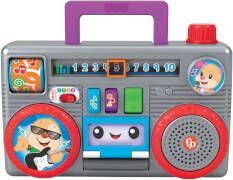 Mattel GYC11 Fisher-Price Lernspaß Boombox (D)