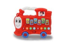 JAMARA 460594 Musiklokomotive Tschu Tschu rot