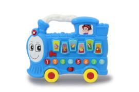 JAMARA 460595 Musiklokomotive Tschu Tschu blau
