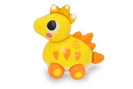 JAMARA 460602 Interactive Touch Dino Stegosaurus