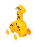 BRIO 63022900 BRIO Push &amp Go Giraffe
