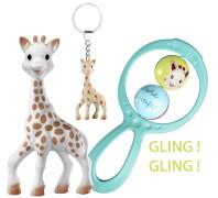 Sophie la girafe® Geschenkset