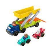 Mattel HBX23 Fisher-Price Little People Transporter Spielset