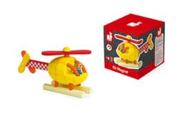 Magnetbausatz Hubschrauber