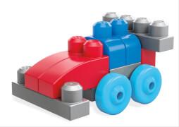 Mattel Mega Bloks First Builders Thementasche Lustige Fahrzeuge