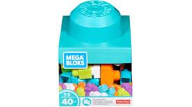 Mattel FRX19 Mega Bloks Große Baustein-Box (40 Teile)