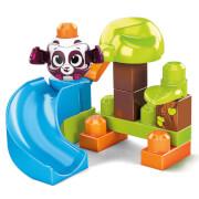 Mattel GKX66 Mega Bloks Guck-Guck Spielset Sortiment (je 14 Teile)