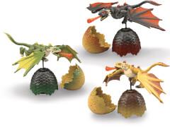 Mattel GMN98 Mega Construx Probuilder Game of Thrones Dracheneier, sortiert