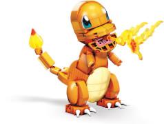 Mattel GKY96 Mega Construx Pokémon Medium Pokémon Glumanda