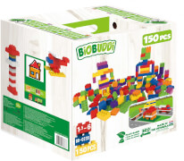 BiOBUDDi Bausteine-Set 150-teilig in Box